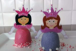 Lekkernij Deurne Kindertraktaties Cakepop Prinsessen Close Up